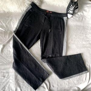 Olsen Dina Striped Drawstring Loungewear Pants